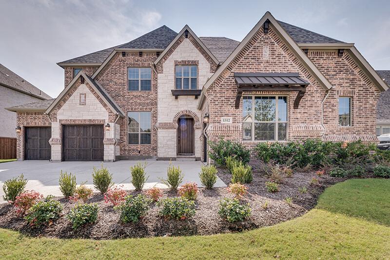 Home Of The Week Drees Custom Homes Dallas Builders