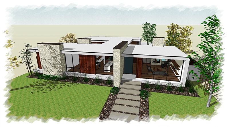 Home Of The Week Greico Modern Homes