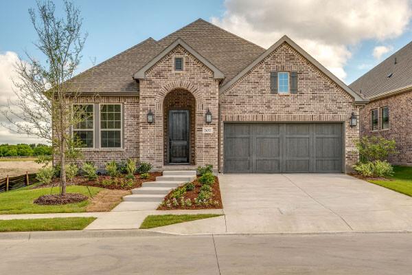 Home Of The Week David Weekley Homes Dallas Builders Association